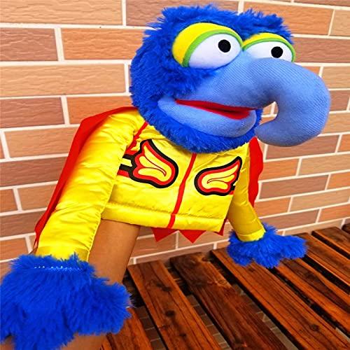 stofftier Die Muppet Show 38cm Gonzo Puppen Hand Plüsch Spielzeugpuppe