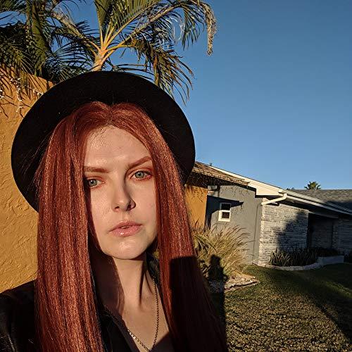 FUHSI Kanekalon Fiber Lace Wig
