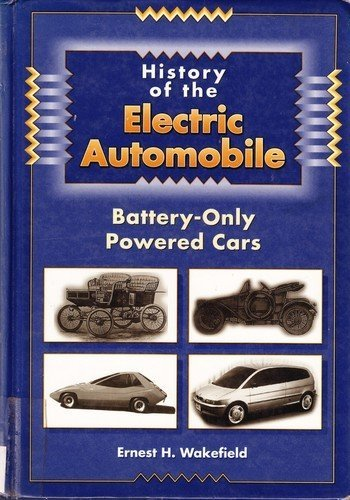 History of the Electric Automobile: Battery-Only Powered Cars