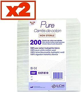 By Antigua Health Care Cot-718 Boules De Coton 100/% Coton Hydrophile Le Sachet De 700 Boules