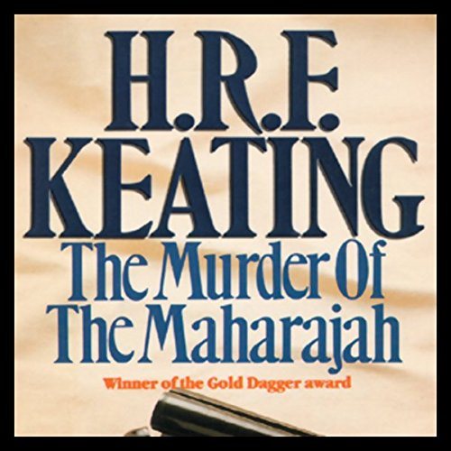 The Murder of the Maharajah audiobook cover art