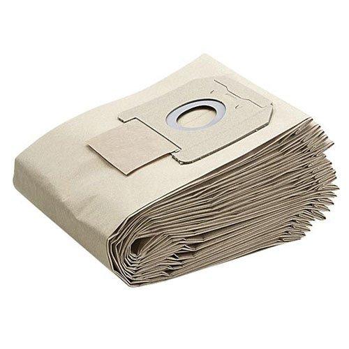 Kärcher 6.904-406.0 Papierfilter (2-lagig) Staubklasse M geprüft (10 Stück)
