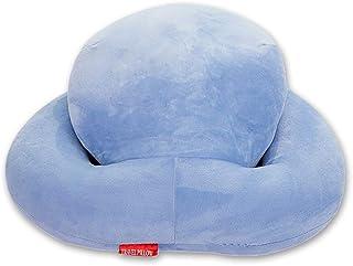 U-Shaped Pillow Cute Cushion Pillow Student Lunch Break Pillow Sleeping Pillow Office Sleeping Pillow QYLOZ (Color : E)