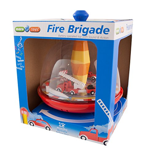 Maro Toys 68030 Fire Brigade Top Toys