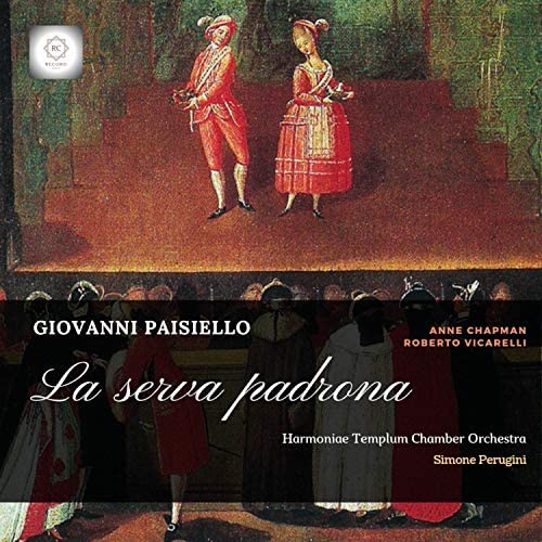 Harmonie Templum Chamber Orchestra & Simone Perugini