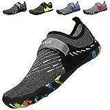 ziitop Aqua Shoes Escarpines Hombres Mujer Zapatos de Agua Zapatillas...