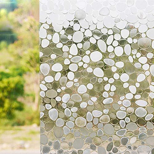 FILMGOO Fensterfolie Sichtschutz Folie UV-Schutz Sonnenschutz & Wärmeisolierung Tönungsfolie Wärmeisolierung Tönungsfolie[45x200 cm]