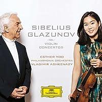 Sibelius/Glazunov: Violin Conc