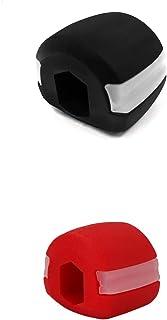 Jawline Trainer Ball, Jaw Exerciser en nek Toning Equipment, slankere oefening, anti-rimpel, anti-aging gezichts-spierspan...