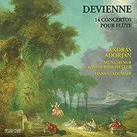 Devienne: 14 Flute Concertos