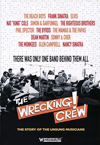 The Wrecking Crew [Reino Unido] [DVD]