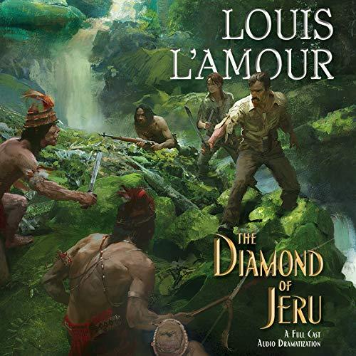 The Diamond of Jeru cover art