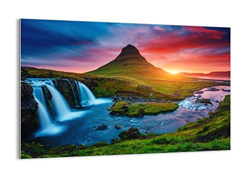 Bild auf Glas - Glasbilder - Einteilig - Breite: 120cm, Höhe: 80cm - Bildnummer 2963 - zum Aufhängen bereit - Bilder - Kunstdruck - GAA120x80-2963