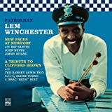 Patrolman. Lem Winchester. New Faces at Newport & A Tribute to Clifford Brown. With the Ramsey Lewis Trio featuring Eldee Young and Isaac Redd Holt by Lem Winchester (2012-11-13)