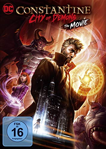 DC: Constantine: City of Demons [Import]