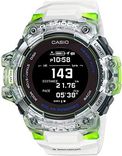 Casio G-Shock GBDH1000-7A9 GPS Heart Rate Monitor Digital Solar Sports...