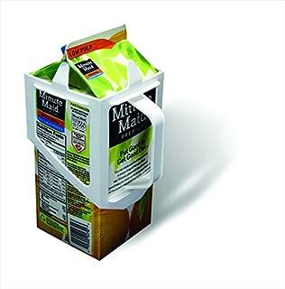 Carton Caddy Milk Holder, Juice Holder, 1/2 Gallon Carton Holder