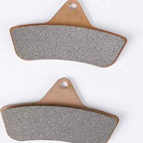 Rear Semi-Metallic Brake Pads Replacement For Yamaha XV1700PC Road Star Warrior 1700cc 2002-2009