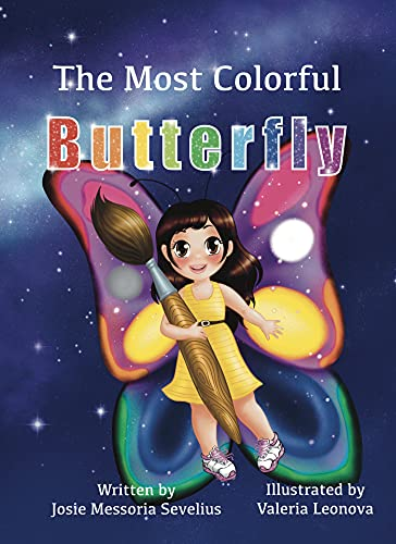 The Most Colorful Butterfly (English Edition)
