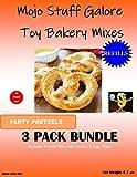 Mojo Stuff Galore Easy Bake Oven Mixes Pretzel | Refill