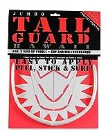 ホワイト サーフコ SURFCO テール専用のプロテクター Tail Guard テールガード サーフィン ロングボード ショート ラウンド スワローテール