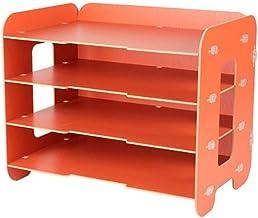 GZWXJY Szafki Plik Uchwyt Plik Kreatywny Office Desktop Storage Box Drewniany Szafka Świetny Prezent, Pole Sortowanie Plik...