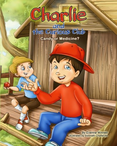 Charlie and the Curious Club: Candy or Medicine?
