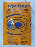 ARNDT aquatop Siedesalz-Tabletten   Regeneriersalz   Salztabletten 25 kg Sack