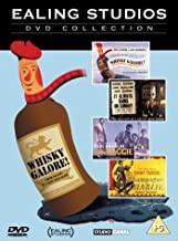 Ealing Studios Champagne Charlie/The Maggie/It Always Rains On Sunday/Whisky Galore