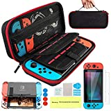 Th-some Kit de Accesorios 14 en 1 para Nintendo Switch, Funda Protectora para Interruptor Nintendo,...