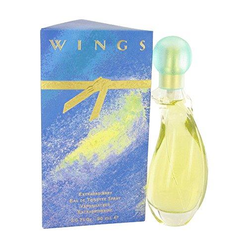 FragranceX Giorgio Beverly Hills Wings 3 oz Eau De Toilette Spray For Women