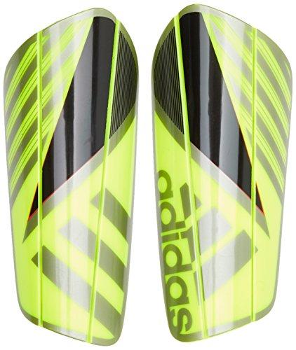 adidas Ghost Pro Schienbeinschoner, Solar Yellow/Core Black/Iron Metallic, L