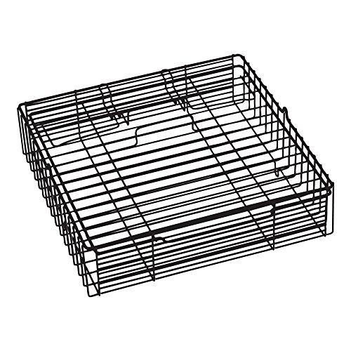 Ronco ST412300PRT Large Multipurpose Basket, Black