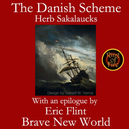 The Danish Scheme audiobook cover art