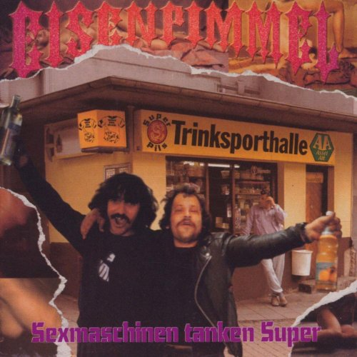 Sexmaschinen tanken Super [Explicit]