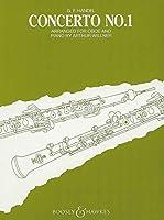 ヘンデル : オーボエ協奏曲 第一番 (オーボエ、ピアノ) ブージー&ホークス出版