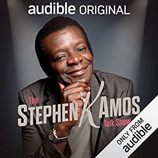 The Stephen K Amos Talk Show (Series 1) cover art