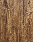 "Distressed Wood Wallpaper Rustic Wood Contact Paper Wood Grain Reclaimed Wood Wallpaper Stick and Peel Self Adhesive Wallpaper Removable Contact Paper Wood Look Wallpaper Roll Brown 78.7""x17.7"""