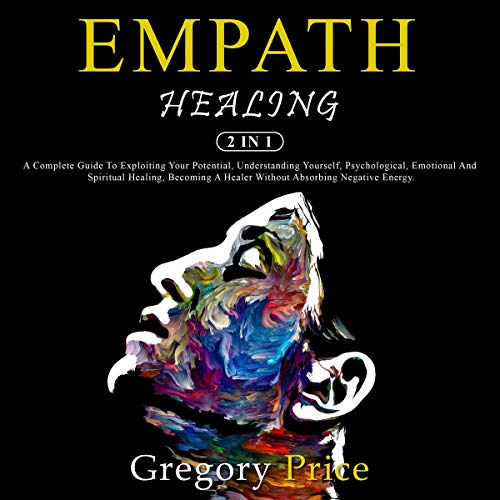 Empath Healing 2 in 1 cover art