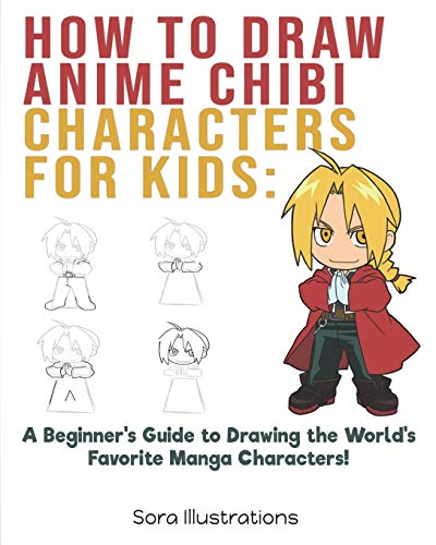 How to Draw Anime Chibi Characters for...