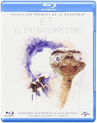E.T. El Extraterrestre (Colección Oscar 2015) [Blu-ray]