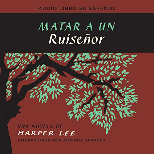 Matar a un ruiseñor [To Kill a Mockingbird] cover art