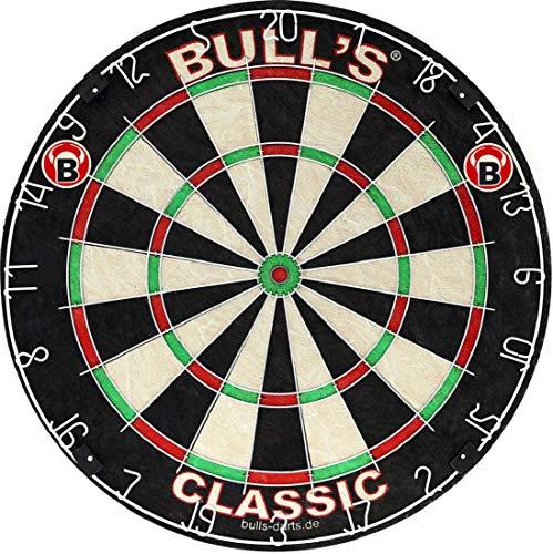 Bulls/Darts Classic Bristle Board, Mehrfarbig, M