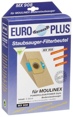 Moulinex MX 908 Staubsaugerbeutel
