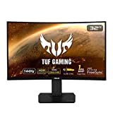 Asus TUF Gaming VG32VQ - Ecran PC eSport 31,5' WQHD - Dalle VA Incurvée 1800R - 16:9 - 144Hz - 1ms...