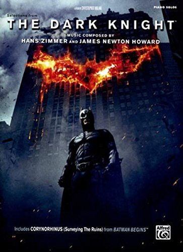 Selections from the Motion Picture The Dark Knight: Piano Solos (English Edition)