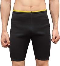 NOVECASASuana Broeken Heren Neopreen Kostuums Shorts Body Shaper Zweten Vetverbranding voor Fitness Yoga