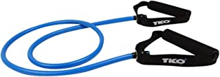 TKO Resistance Band 15 lbs. Medium Blue