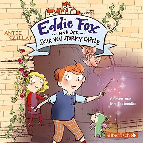 Eddie Fox und der Spuk von Stormy Castle Titelbild
