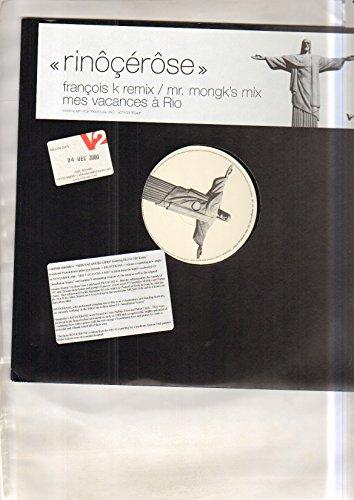 RINOCEROSE - MES VACANCES A RIO - 12 inch vinyl